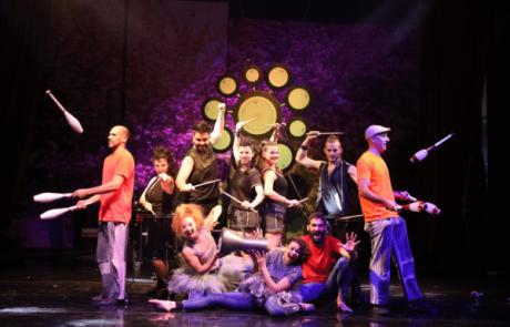 Tararam Circus!